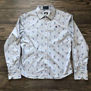 G-Star Raw Long Sleeve Button Shirt